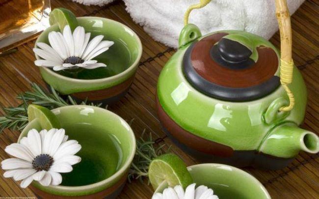 11 Полезни свойства на зеления чай, които дори не предполагахте