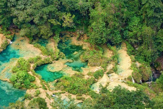 Топ 25 туристически дестинации в Латинска Америка