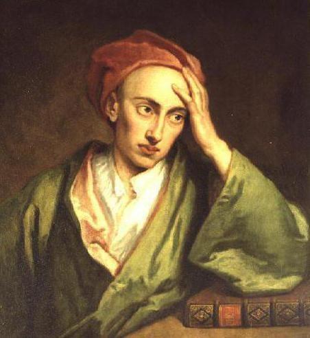Александър Поуп: кратка биография на английския поет