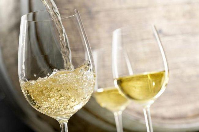бялото вино е добро и лошо