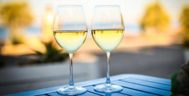бялото вино е добро за жените