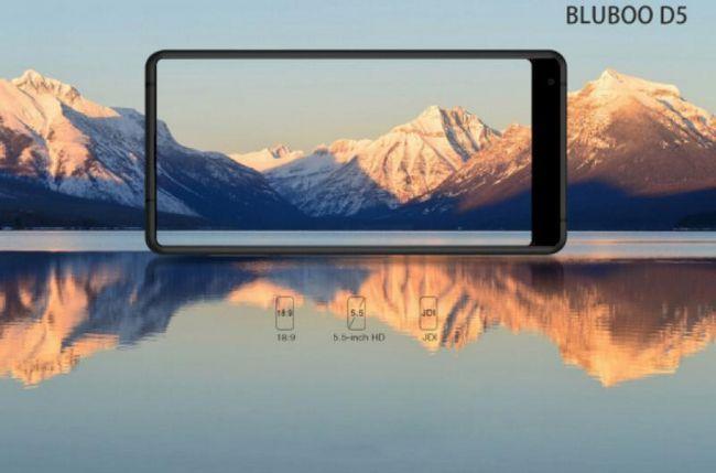 BLUBOO D5 е по-надежден и по-силен от Xiaomi Mi Mix 2