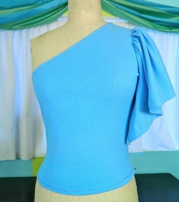 Блуза със собствените си ръце - това е лесно!