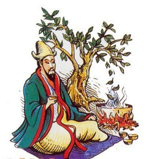 китайски чай cudin