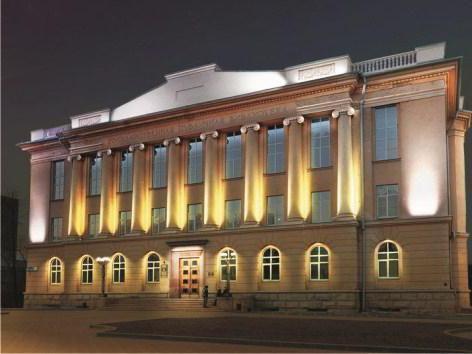 Регионална универсална научна библиотека Челябинск: Денят на вчера и днес