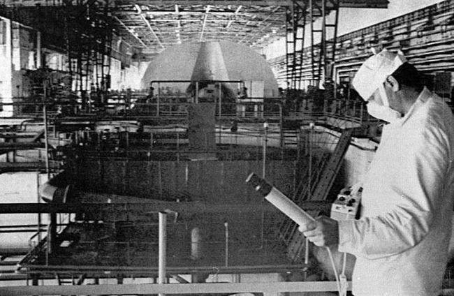 Трагедията в Чернобил