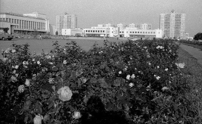 събитие, посветено на трагедията в Чернобил