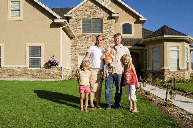 къде да получите сертификат за голямо семейство