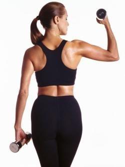 Какви упражнения да отслабнете ръцете?