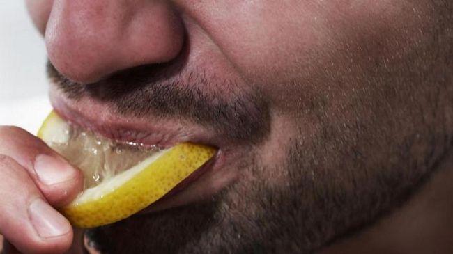 Вкусът на лимон