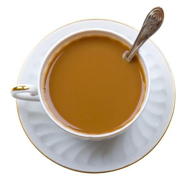 кафе с мляко без захар