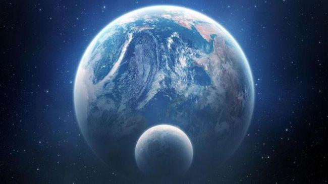 Какво ще стане, ако Луната е на същото разстояние от Земята като ISS?