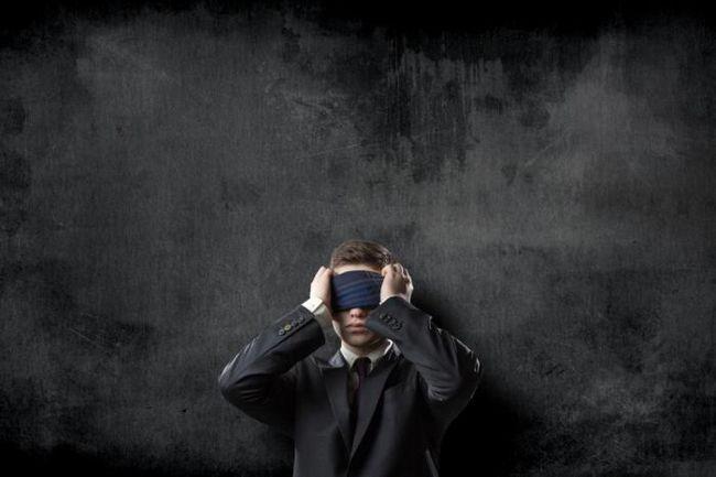 Какво виждат незрящите хора?