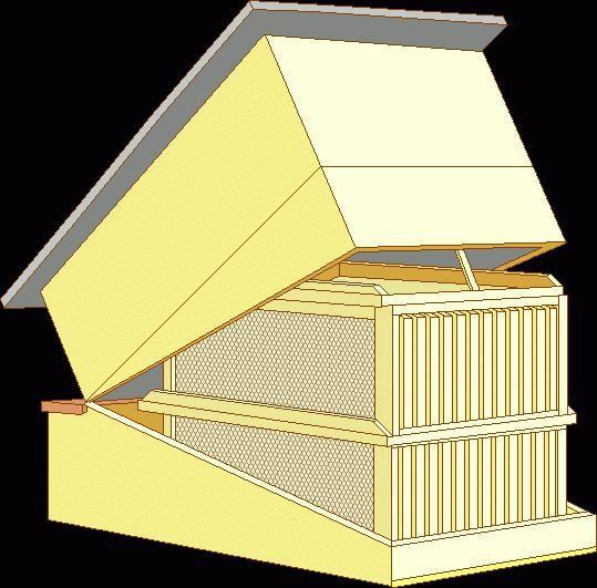 Ние правим кошер за собствените си пчели