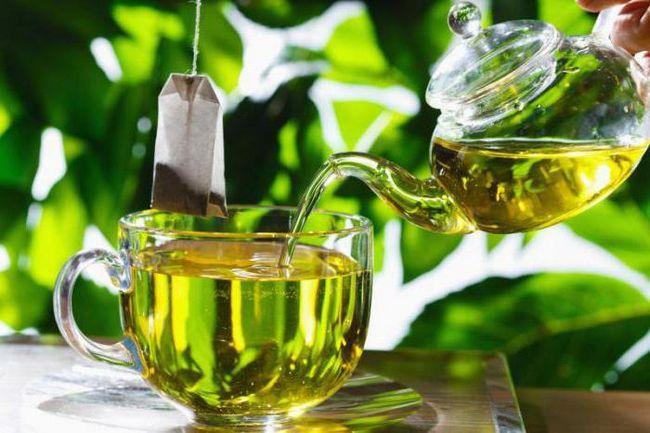 диета мляко зелен чай