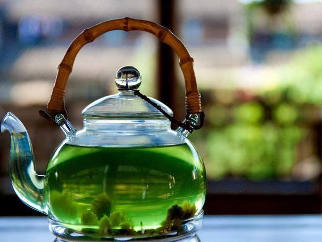 Диета върху рецензиите на зеления чай