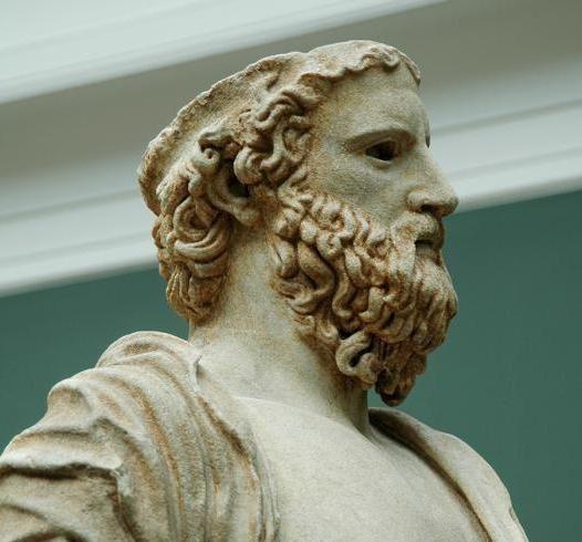 Древногръцки лирийски поет Анакреон: биография, творчество