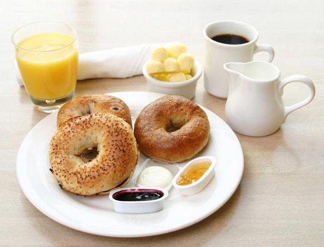 континентална закуска