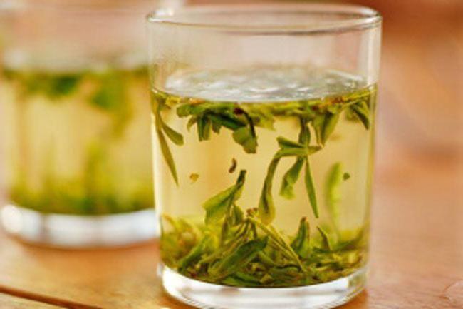 Има кофеин в зелен чай