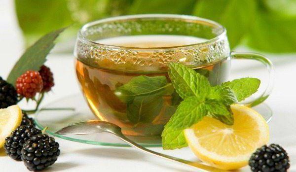 Има ли кофеин в зелен чай?