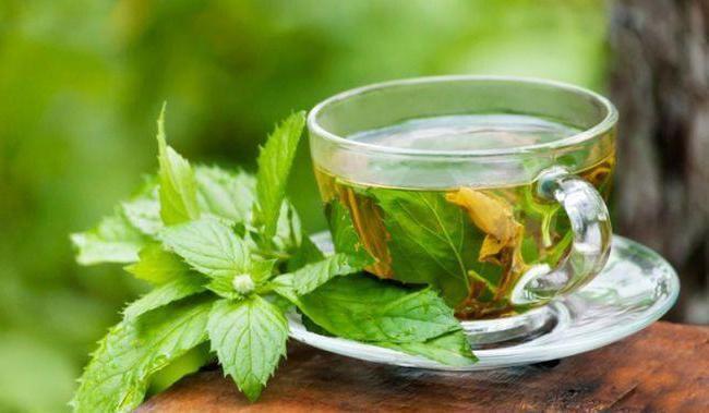 кофеин в зелен чай