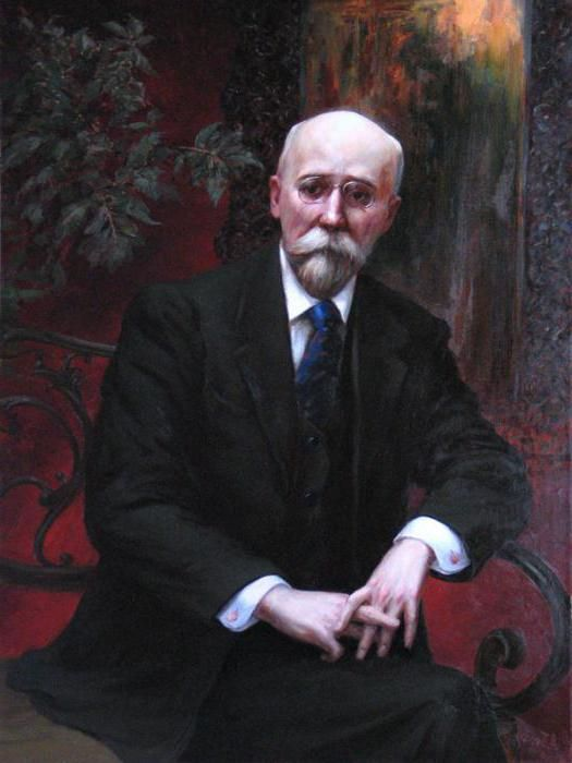 Fyodor Sologub: биография и творчество (снимка)
