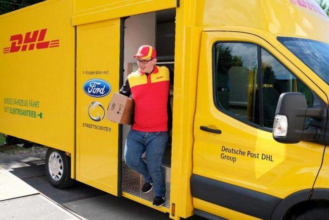 Форд представи света с ван, който работи на електроенергия