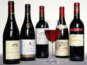 Бяло френско вино