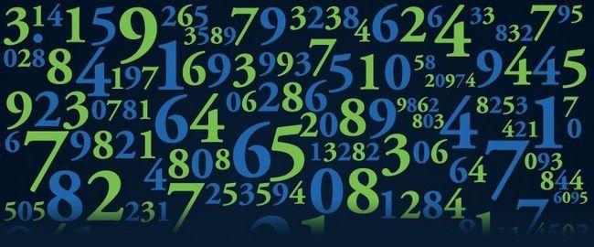 Дивизия по числа: Начини