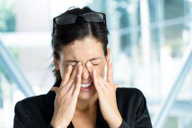 Мигрена на очите: ужасен проблем, за който никой не говори