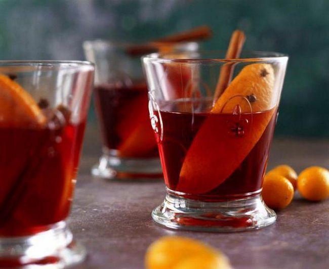 коктейл греяно вино рецепта