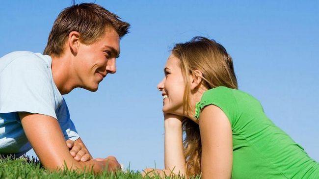 Ако погледнете в очите на друго лице в продължение на 10 минути, променете решението си