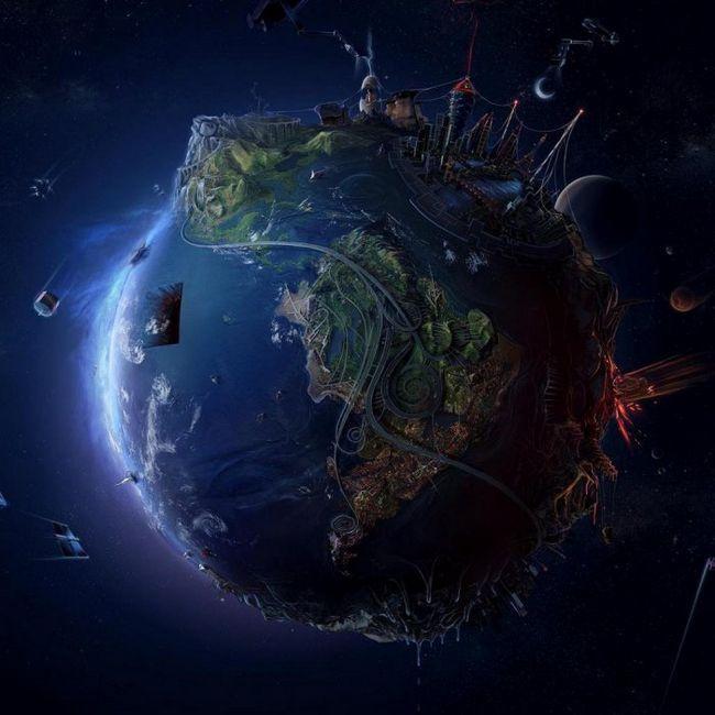 Хронологията на бъдещето на Земята