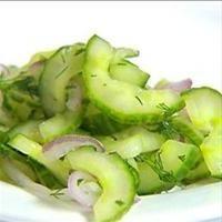 Резултатите от диетата на краставицата