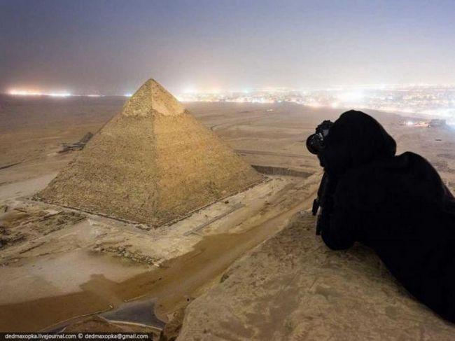 Тези фотографи не се страхуват да поемат рискове: 20 снимки на туристически атракции, направени от необичайни ъгли