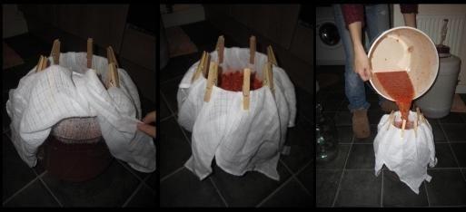домашно вино от червен манастир