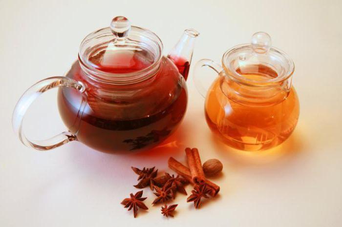 ароматизиран чай