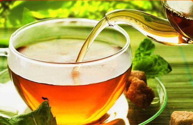 черен ароматизиран чай