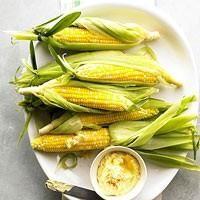готварска царевица в микровълнова фурна