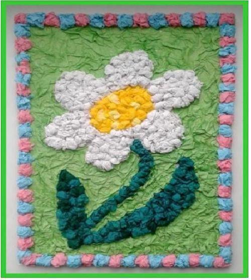 Как да направите цвете от салфетка: майсторски класове за начинаещи