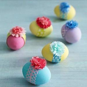 Как да направите яйце от хартия за Великден?