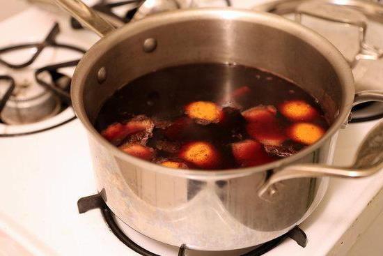 домашно приготвена рецепта за вино