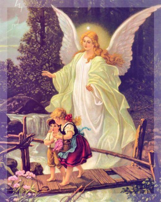 Как да разберете, че ангел-пазител ви посети: 11 знака