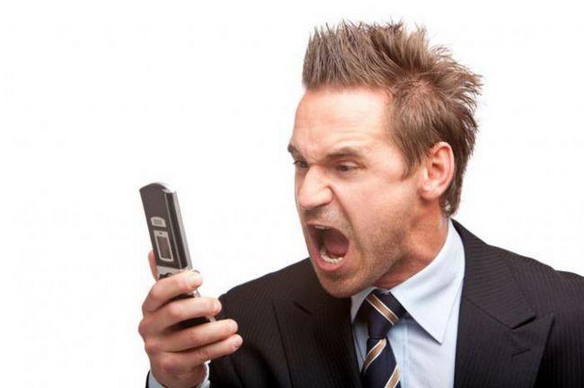 Как да се държим, ако сте заобиколени от гняв?