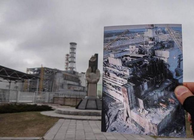 За привилегиите на жертвите в Чернобил