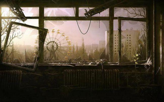 Вдовиците на Чернобилския релеф