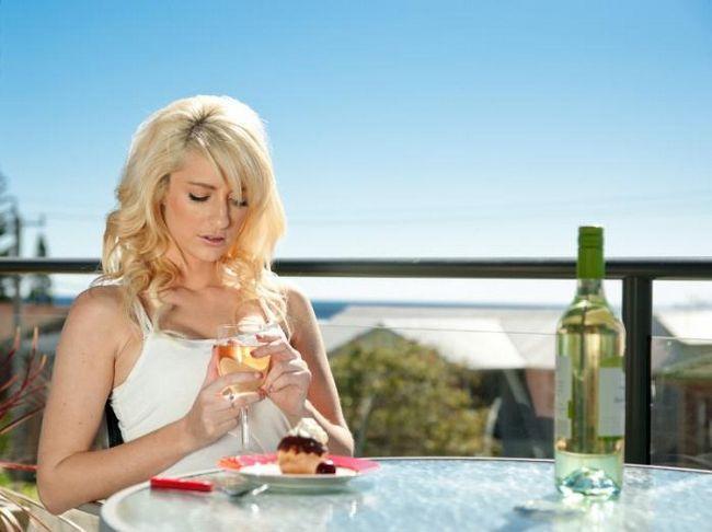 калорична стойност на виното