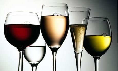 червено вино калорично съдържание