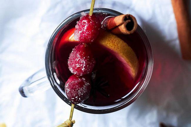 червено вино за греяно вино