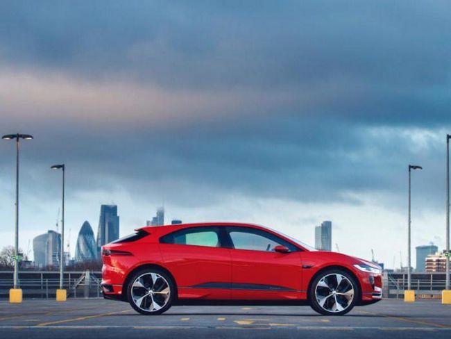 Компанията `Jaguar` ще пусне първия електромобил през 2018 г.!
